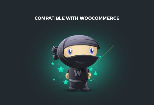 EDD wordpress theme with WooCommerce compatibility